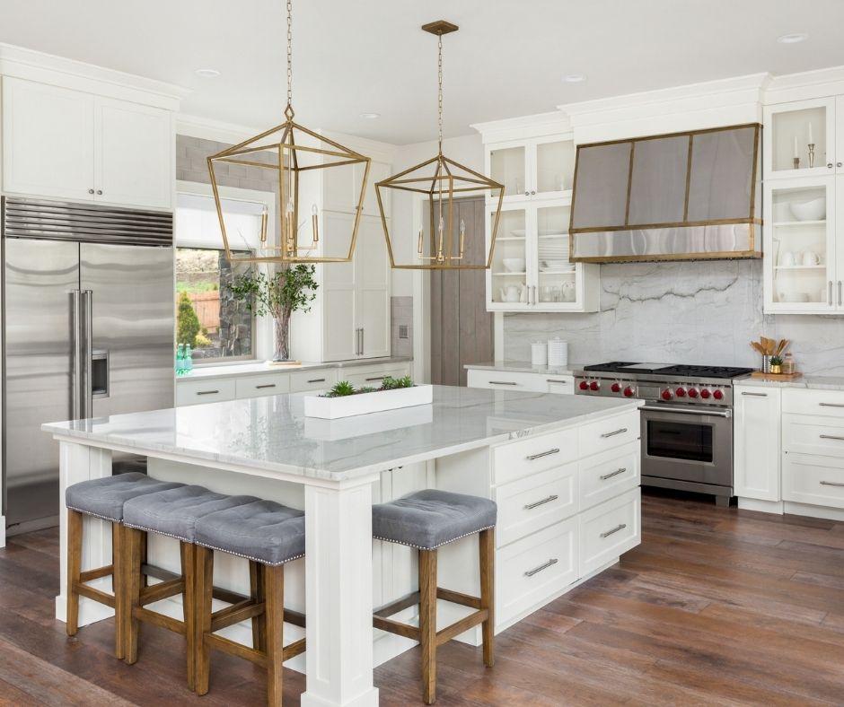 Kitchen renovation service in Edmonton